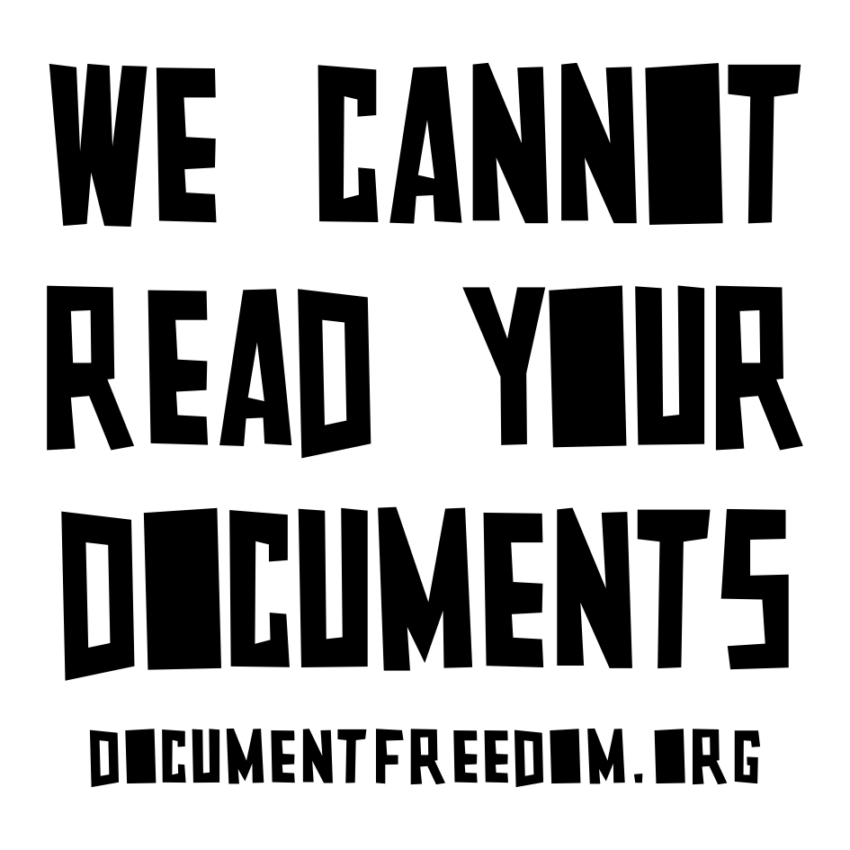 Happy Document Freedom Day 2018!